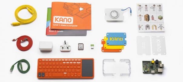 Kano : Un ordinateur à monter soit-même pour 99 dollars