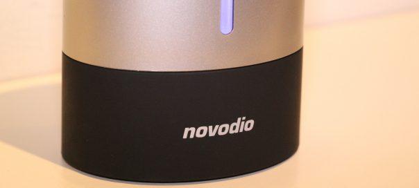 Novodio UV Clean Up : Stérilisateur UV d'appareils mobiles