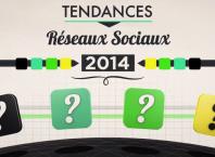 Réseaux sociaux : Tendances 2014