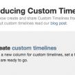 TweetDeck 3.4.0 : Support des timelines personnalisées