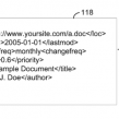 Sitemap XML : Des balises auteur et titre ?