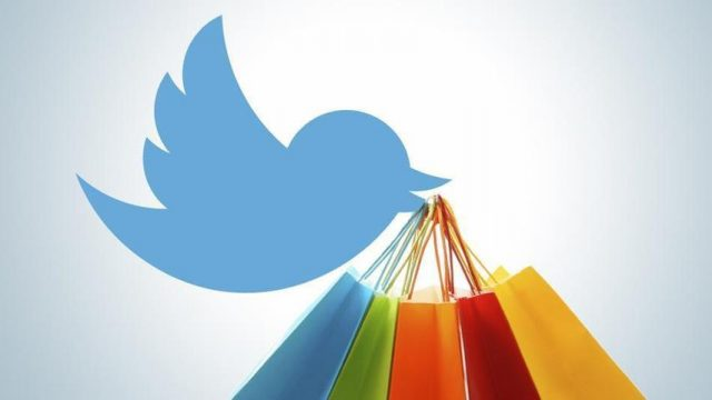 Twitter e-commerce