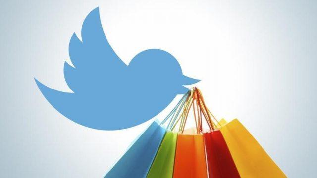 Twitter e-commerce