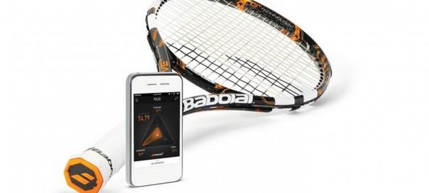 Babolat Play : Raquette de tennis connectée via capteur