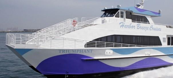Google : Un ferry privé pour le déplacement de ses employés