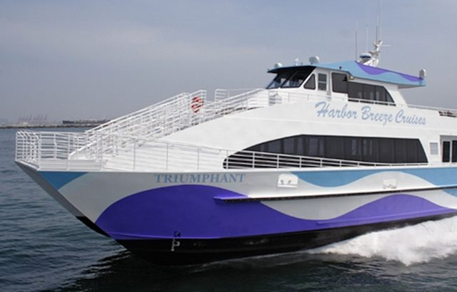 Google : Ferry Triumphant