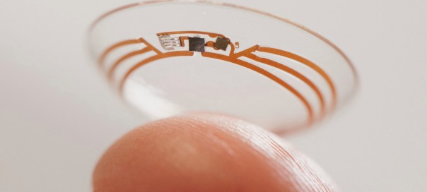 Google : Des lentilles de contact pour aider les malades