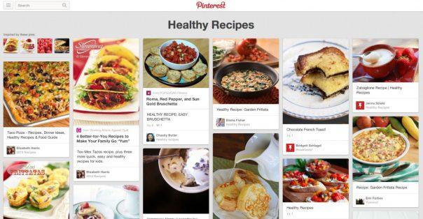Pinterest : Design page personnalisée