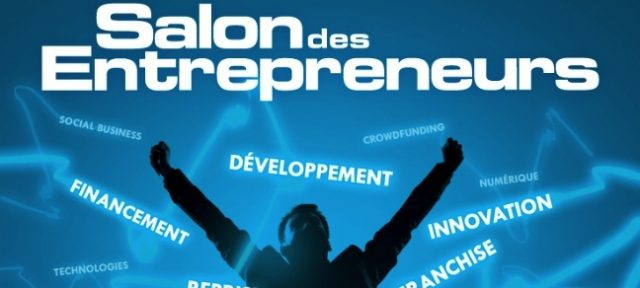 Salon des Entrepreneurs de Paris 2014