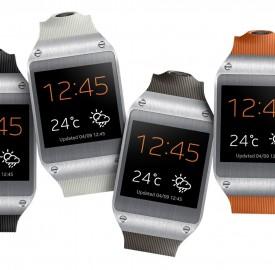 Baisse du prix de la montre Samsung Galaxy Gear à l'étranger