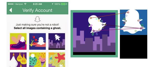 Snapchat : Vérification de comptes contournée