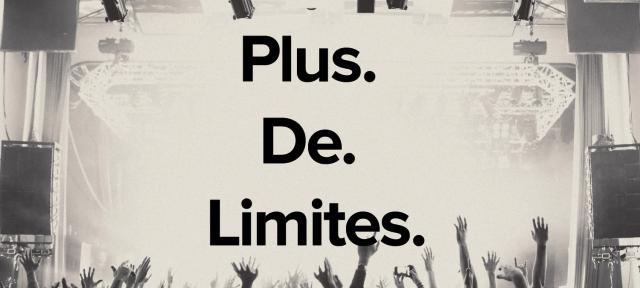 Spotify : Plus de limites