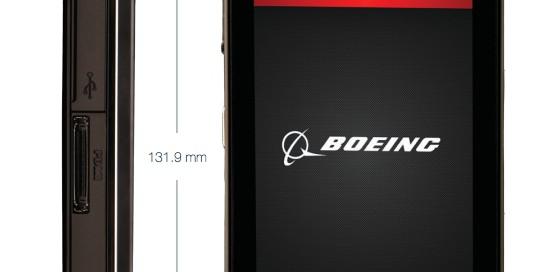 Black Phone : Nouveau mobile de Boeing qui peut s'auto-détruire