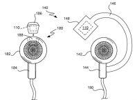 Apple : Brevet d'écouteurs connectés