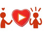 Google : Chocolats pour une joyeuse Saint Valentin en doodle