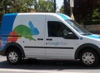 Voiture Google Fiber