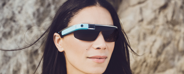 Google Glass : Montures - Active