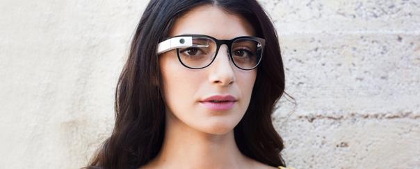 Google Glass : Montures - Curve