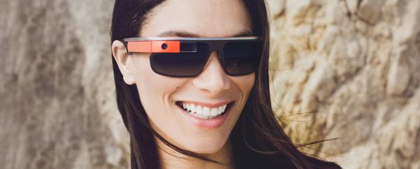Google Glass : Montures - Edge