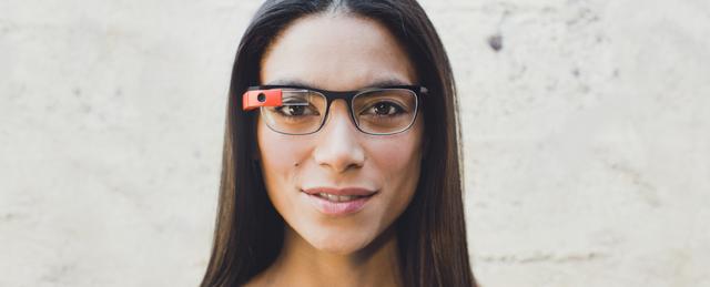 Google Glass : Montures - Thin