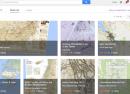 Google Maps Gallery : Des cartes partagées publiquement