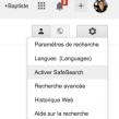 Google SafeSearch : Activer/Désactiver le filtre pour adultes