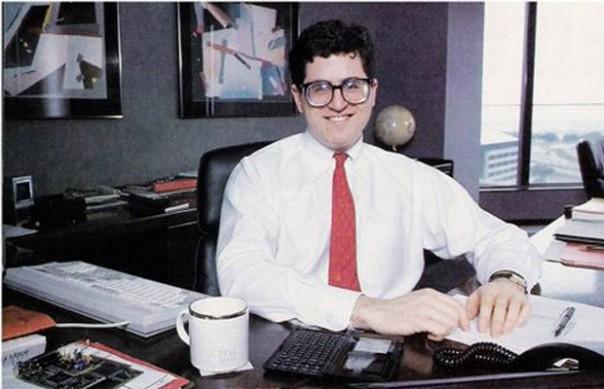 Bureau de Michael, Dell