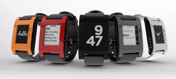Pebble : Test de la montre connectée pour Android & iOS