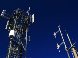 Réseau mobile : Antenne