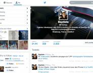 Twitter : Nouveau design pour le site officiel