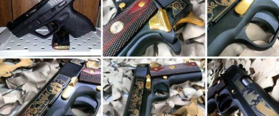 Vente d'armes sur Facebook et instagram