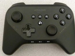 Manette Console de Jeu Amazon