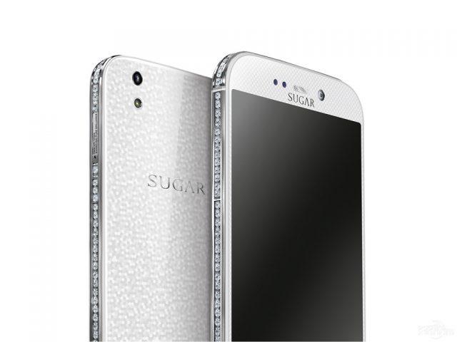 Sugar Smartphone Swarovski