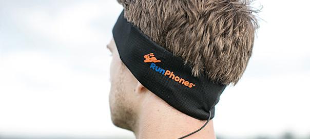 AcousticSheep RunPhones : Test du bandeau écouteurs pour sportifs
