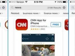 App Store : Suggestions connexes