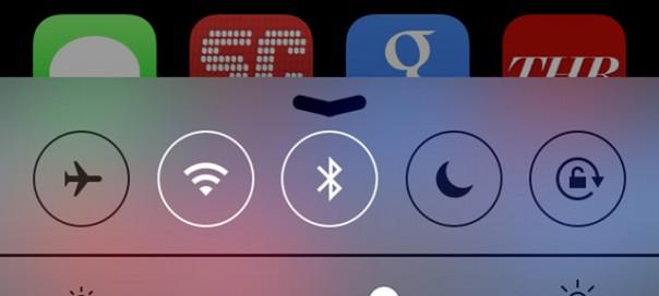 Apple : Le bluetooth allumé par défaut sous iOS7