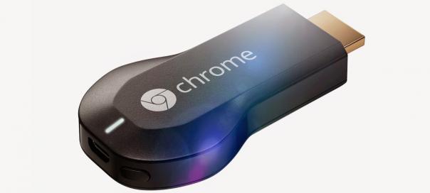 Chromecast : Caster du contenu multimédia sur sa TV