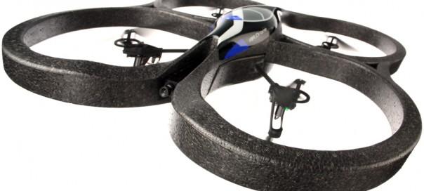 Drone : Location de drone à la bibliothèque