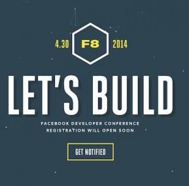 Facebook F8 : Une nouvelle conférence à destination des développeurs