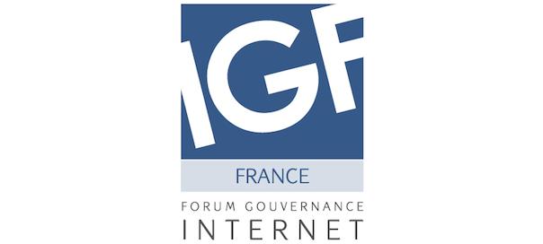 Logo Forum de la Gouvernance Internet - France