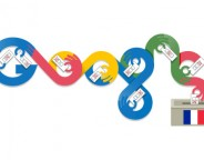 Google : 1er tour des élections municipales en doodle