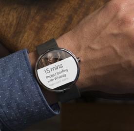 Google Android Wear : Le système d'exploitation pour dispositifs portables