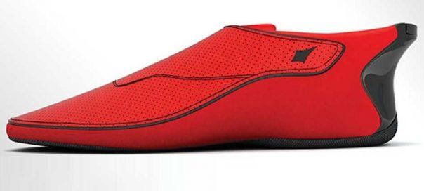 Lechal : Chaussures connectées pour aveugles & malvoyants