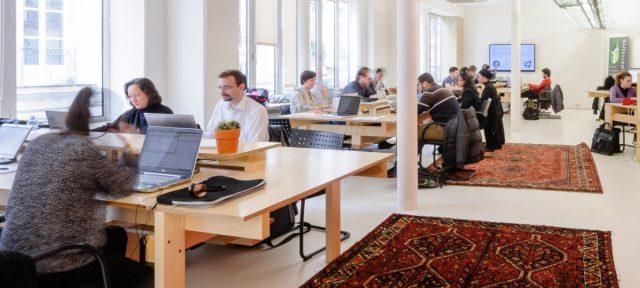 Microsoft Ventures Accelerator Paris