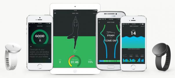 Moov : Tracker ses activités & contrôler via de simples gestes