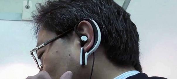 L'oreillette connectée, nouveau concurrent des Google Glass ?