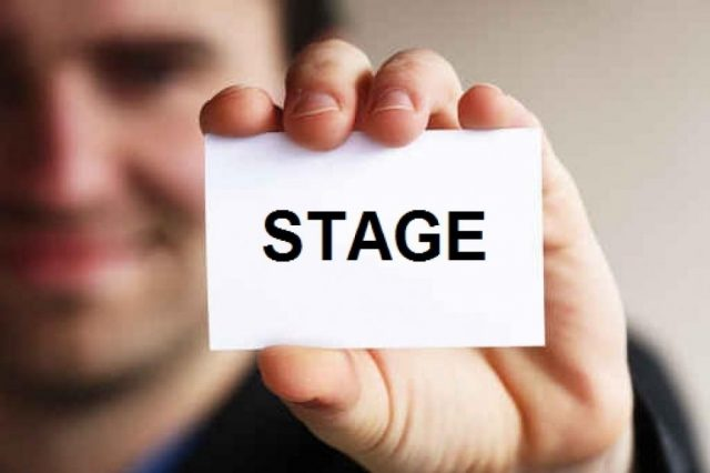 Stage Entreprise