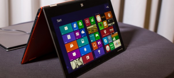 Lenovo : Test de l'ultrabook multimode Yoga 2