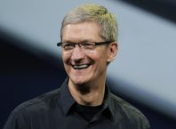photo Tim Cook