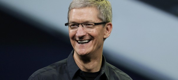 Apple : Tim Cook qualifie le livre Haunted Empire d'absurde